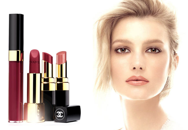 Chanel Variation Spring 2014 Makeup Collection
