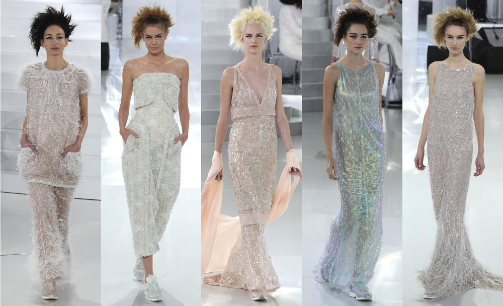 Chanel Haute Couture 2014 Collection