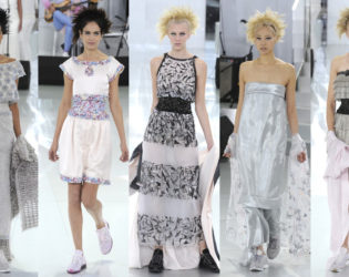 Chanel Haute Couture Ss 2014 Collection
