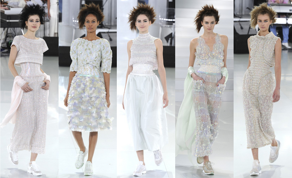 Chanel Haute Couture S 2014 Collection