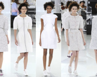 Chanel Spring 2014 Couture Designs