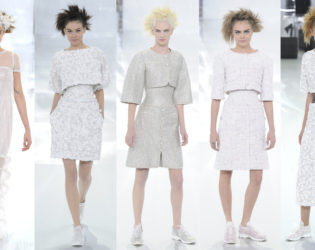 Chanel Spring 2014 Couture Line