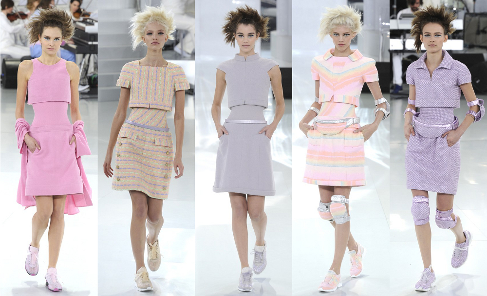 Chanel Spring Summer 2014 Couture Collection