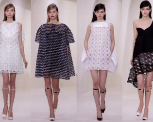 Christian Dior Spring 2014 Couture Collection Set  (1)