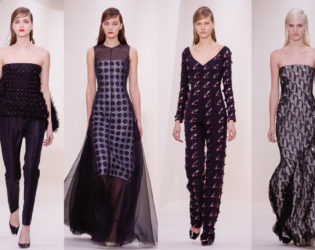 Christian Dior Spring 2014 Couture Collection Set  (10)