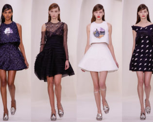 Christian Dior Spring 2014 Couture Collection Set  (4)