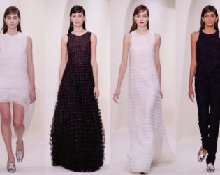 Christian Dior Spring 2014 Couture Collection Set  (9)