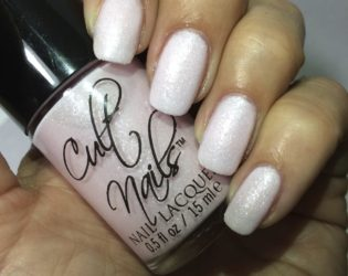 Cult Nails Angel Whispers Nail Polish Swatch