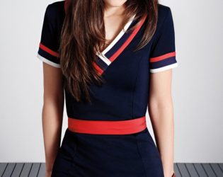 Dress From The Zooey Deschanel And Tommy Hilfiger Collection