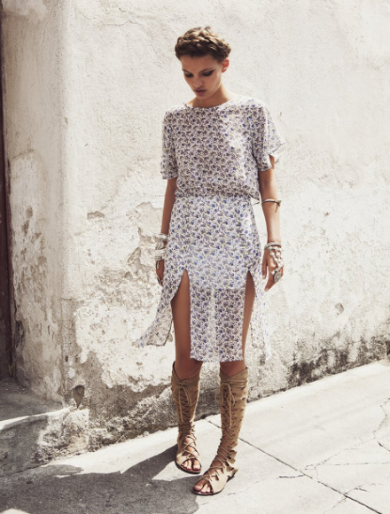 For Love And Lemons Spring 2014 Look  (15)