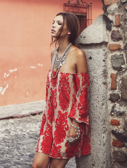 For Love And Lemons Spring 2014 Look  (42)