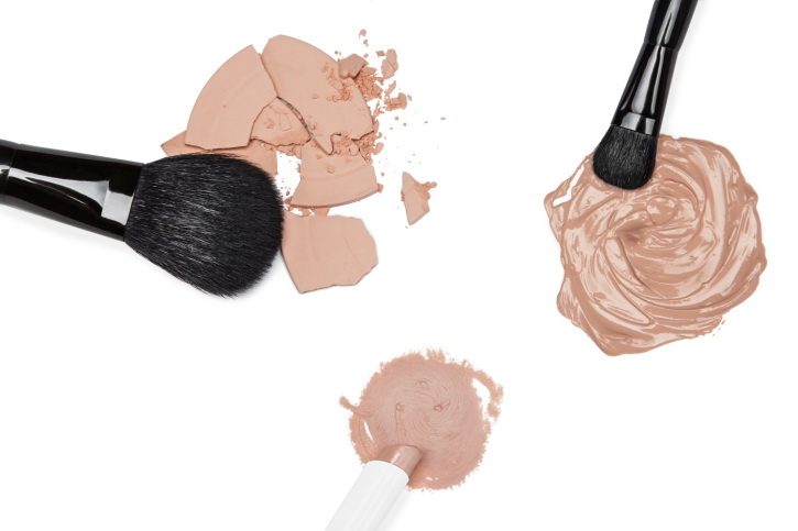 Foundation  Concealer And Powder To Hide Large Pores