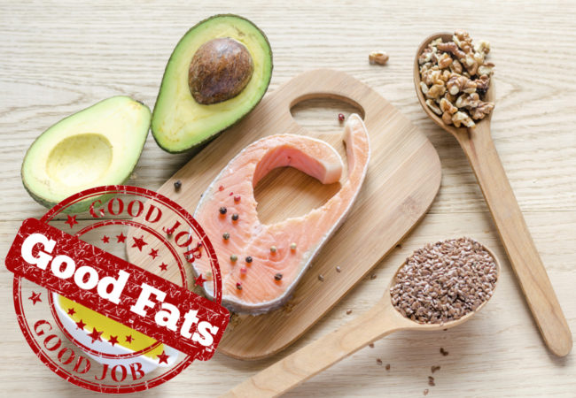 The Benefits of Healthy Fats