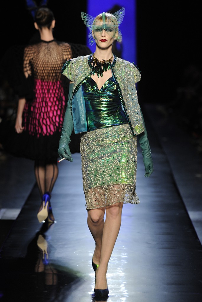 Jean Paul Gaultier Couture Spring 2014 Look  (13)