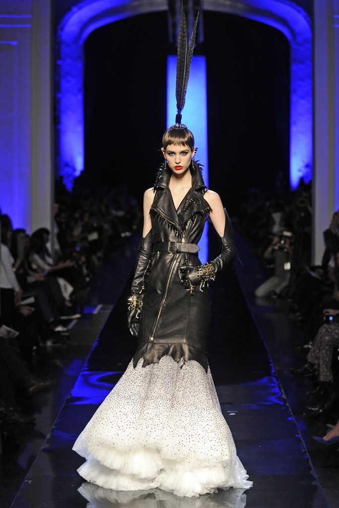 Jean Paul Gaultier Couture Spring 2014 Look  (20)