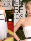 Jennifer Lawrence 2014 Golden Globe Awards