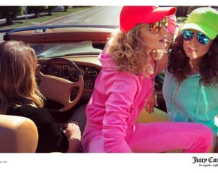 Juicy Couture 2014 Campaign