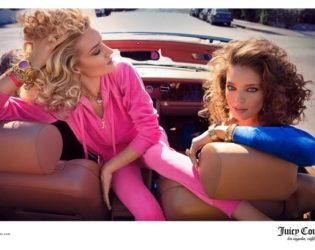Juicy Couture Spring 2014 Campaign