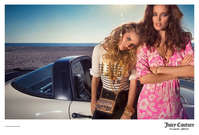 Juicy Couture Spring Summer 2014 Ads