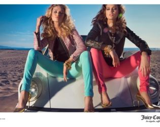 Juicy Couture Spring Summer 2014 Campaign