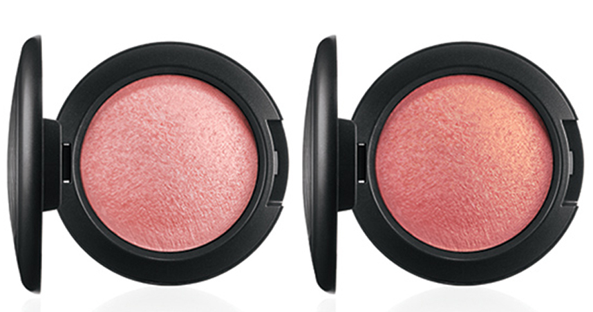 Mac A Fantasy Of Flowers 2014 Blushes
