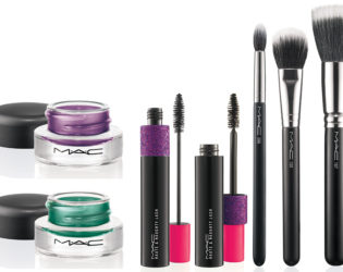 Mac A Fantasy Of Flowers 2014 Eye Makeup And Brushes