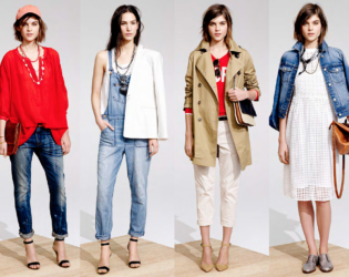 Madewell Spring Summer 2014 Collection