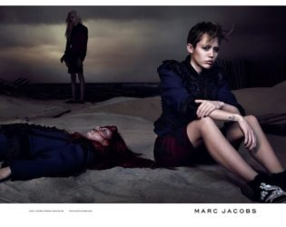 Marc Jacobs Spring 2014 Campaign