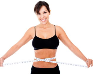 Measuring Waist and Hips