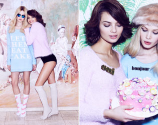 Nasty Gal 'What Is Love' Valentine's Day 2014 Collection