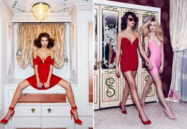 Nasty Gal 'What is Love?' Valentine's Day 2014 Lookbook