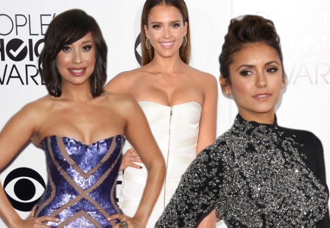 Celebrity Style at People's Choice Awards 2014