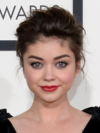 Sarah Hyland Grammy Awards 2014 Makeup