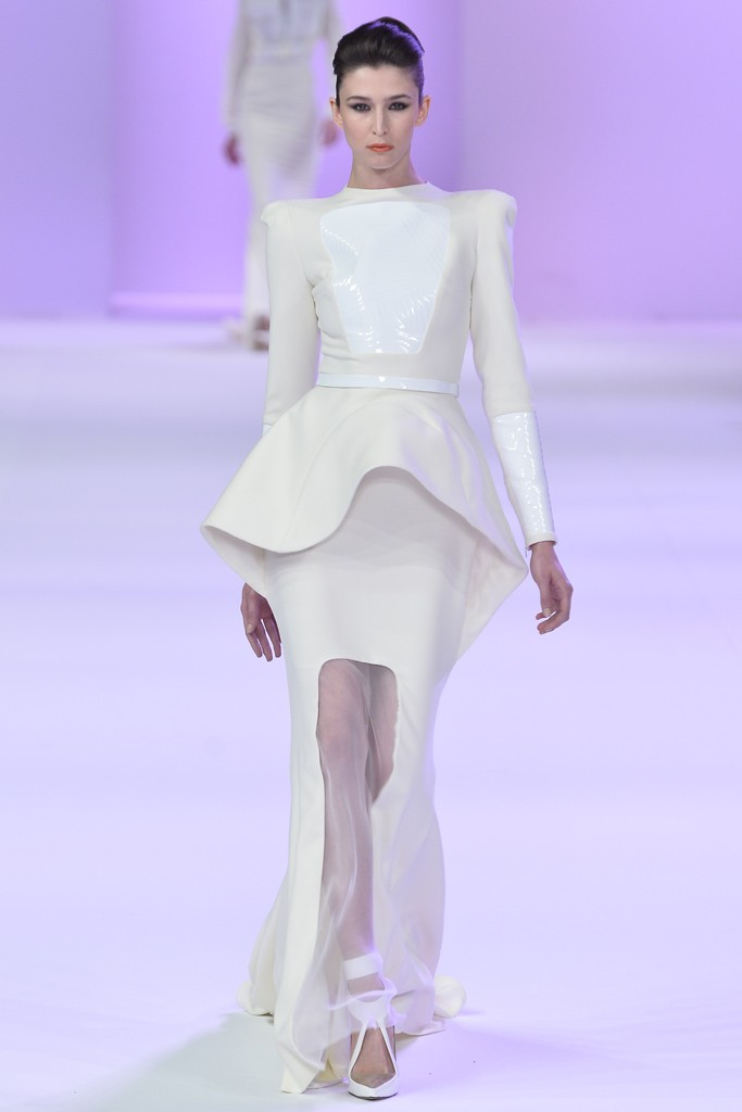 Stéphane Rolland Couture Spring 2014 Look  (16)