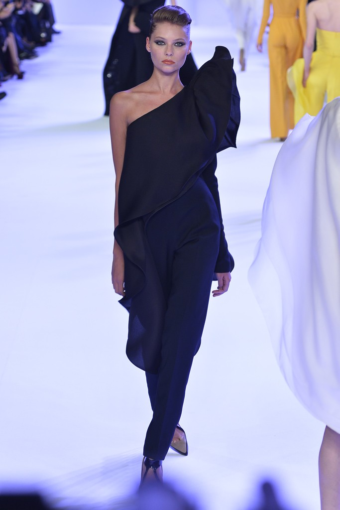 Stéphane Rolland Couture Spring 2014 Look  (4)