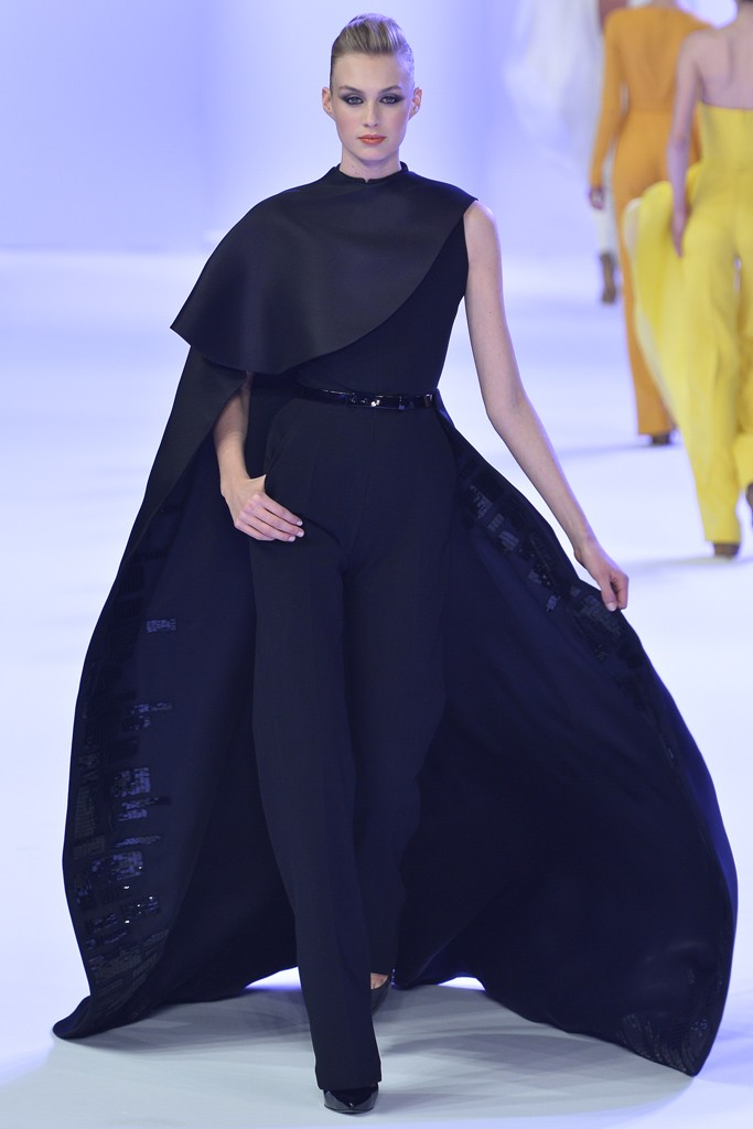 Stéphane Rolland Couture Spring 2014 Look  (5)