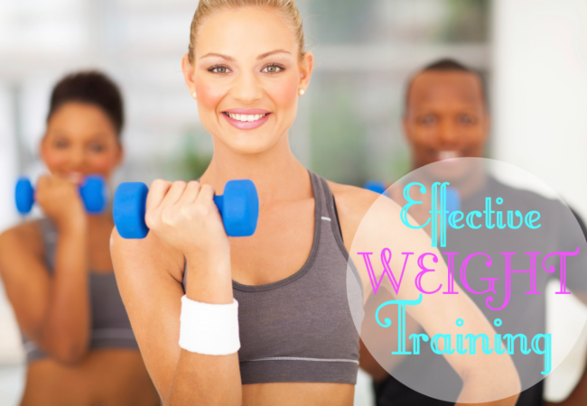 Effective Weight Training Workouts for Women