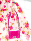 Chanel Fuchsia Boy Bag