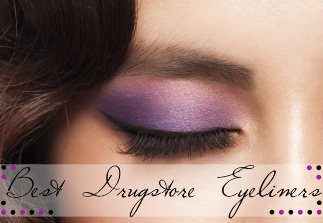 The Best Drugstore Eyeliners to Try