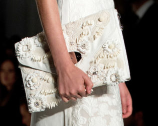 Embroidered Bags Spring 2014 Mulberry