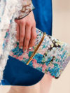 Embroidered Bags Spring 2014 Nina Ricci