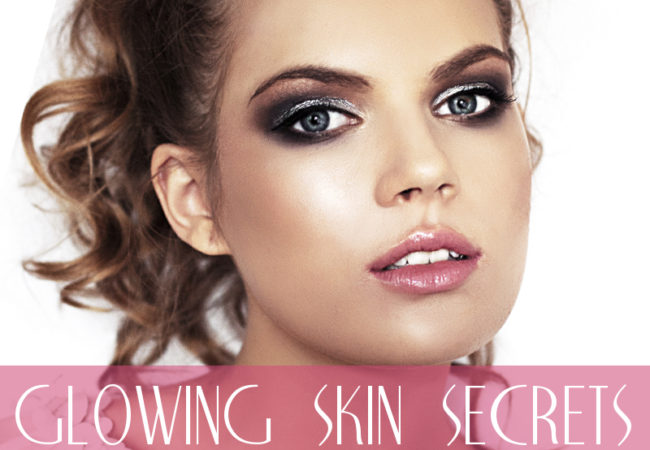 How to Get Glowing Skin in Winter