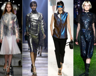 Holographic Spring 2014 Trends