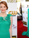 Jessica Chastain 2014 Critics Choice Awards