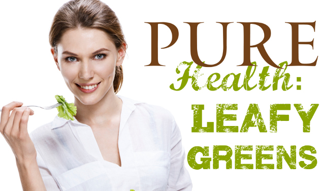 Health Benefits of Green Leafy Vegetables
