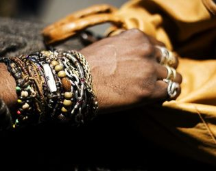 Mens Stacked Jewelry