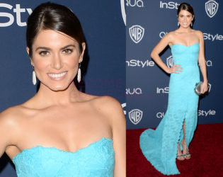 Nikki Reed 2014 Golden Globes After Party