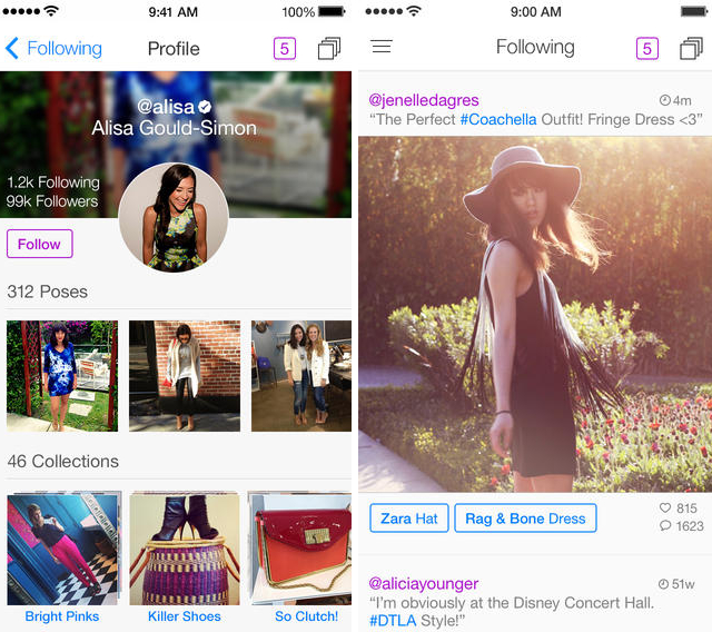 Pictures Best 2014 Fashion And Style Apps For Android And Iphone Ipad Pose Fashion App