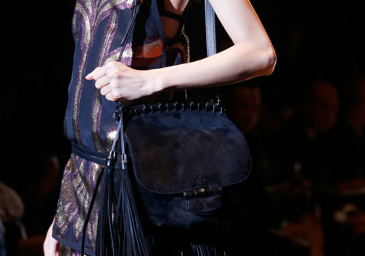 Shoulder Straps Spring 2014 Gucci