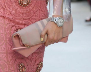 Soft Clutches Spring 2014 Burberry